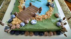 Fisherman Cake                                                                                                                                                                                 Más