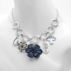 Necklace by Pilgrim Skanderborg.