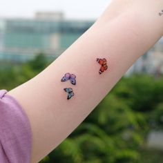 30 adorable animal tattoos that could convince you to color yourself . - 30 adorable animal tattoos that could convince you to be colored – millions … - Mini Tattoos, Dog Tattoos, Body Art Tattoos, Sleeve Tattoos, Tattoos For Guys, Tatoos, Tattoo Cat, Tattoo Fish, Tan Tattoo