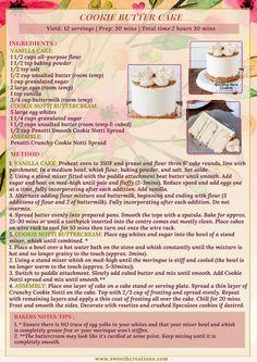 Delicious Cake Recipes, Homemade Cake Recipes, Fun Baking Recipes, Cupcake Recipes, Sweet Recipes, Cupcake Cakes, Dessert Recipes, Frozen Cupcakes, Baking Business