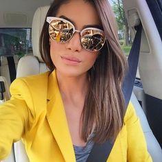 0390ca9e3c208  oliverpeoples  OticasWanny  camilacoelho  blogger  espelhado  oculos  sol   natal