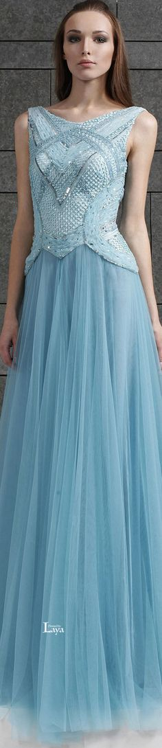 ♔LAYA♔TONY WARD F/W 2014-15 RTW♔