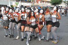 Les belles du Mercredi des Cendres - Fin du Carnaval de la Matinique 2016 -