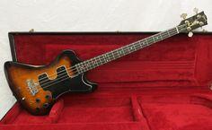 1978 Gibson RD Artist Bass Antiqueburst