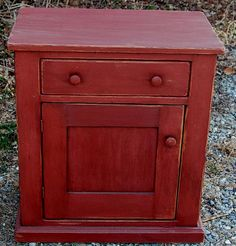 Primitives -Primitive country Furniture-Primitive painted furniture