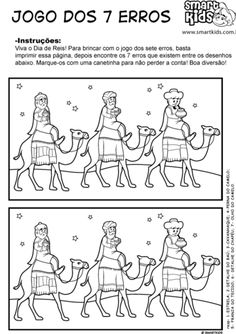 Bible Activities For Kids, Sunday School Activities, Sunday School Crafts, Hidden Pictures Printables, 3 Reyes, Idees Cate, Christmas Cards Drawing, Bird Coloring Pages, Kings Day