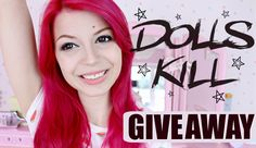 Dolls Kill Giveaway - 20K Subscribers!