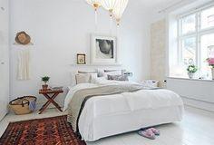 Witte Slaapkamer Inspiratie : Beste afbeeldingen van witte slaapkamers master bedrooms