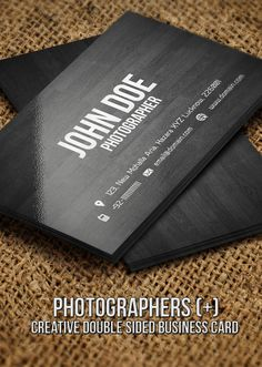 Premade Customizable Creative Business Card for by ONESMFA on Etsy, $5.00