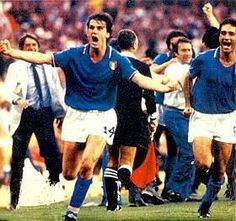 1982. Italy wins the World Cup