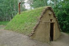 15 Primitive Houses You Can Build Yourself
