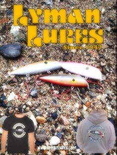 #lymanlures #fishing Lure Making, Salmon, Fishing, Outdoors, How To Make, Atlantic Salmon, Outdoor Rooms, Off Grid, Outdoor