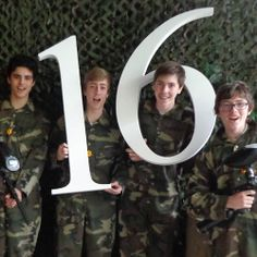 Picture idea with the numbers