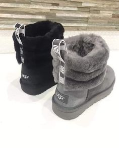 It's always UGG® season. Find the perfect boots, slippers, sneakers, and sandals to complete your look - from statement fluffy platforms to cozy house shoes, we have you covered. Cute Uggs, Uggs On Sale, Hype Shoes, Fresh Shoes, Sheepskin Boots, Winter Shoes, Boots For Winter, Fall Boots, Ugg Shoes