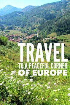 Safe, peaceful, beautiful Picos de Europa Spain