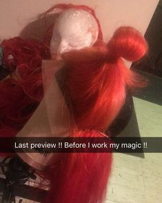 #lab #sneakpeak New Unit Alert  #Star Burst Unit  Custom Color #Crownedbyshay #womensupportingwomen #lit #all2018 #wig #hairstyles #hollywood #atlanta #chicago #newyork #instagood #lifestyle #goals