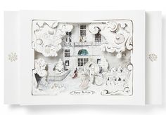 Christian Dior pop-up story book, exclusively available at Printemps.