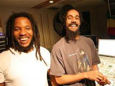 Stephen and Damian Marley ft Snoop Dogg - The Traffic Jam Remix Lyrics -. Bob Marley Kids, Marley Family, Stephen Marley, Damian Marley, Marley Brothers, Rastafarian Culture, Buju Banton, Famous Legends, Rasta Man