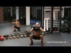 ▶ Sandbag training: 30 Sandbag exercises. Part 2 - YouTube