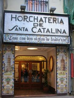 horchateria - Google Search