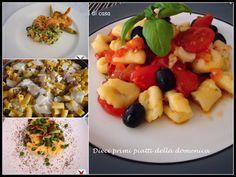 Dieci primi piatti della domenica