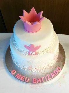 Something Sweet by SM - Princess Baptism Cake