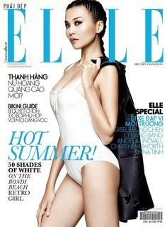 Thanh Hang for Elle Vietnam June 2013 - http://www.becauseiamfabulous.com/2013/06/thanh-hang-for-elle-vietnam-june-2013/