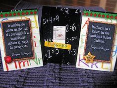 Bookmarks!! Teacher Appreciation Ideas  The National Hispanic University nhu.edu