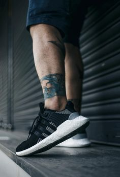 newest 4698a ace4b adidas EQT Support 93-17 Boost (Core Black) – Is this the Ultra