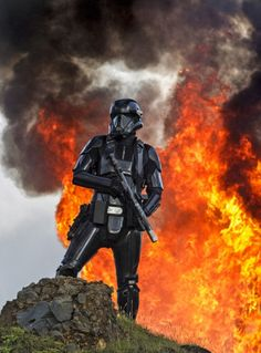 Rogue One Deathtrooper