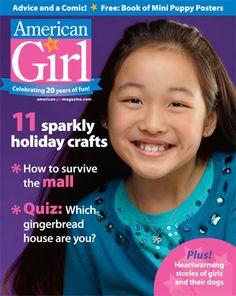 American Girl Magazine for Girls | Play at American Girl