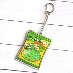 My Hero Academia Snack Keychain // All Might Eraser Head My Hero Academia Merchandise, My Hero Academia Shouto, Anime Merchandise, Hero Academia Characters, Acrylic Keychains, Acrylic Charms, Clear Acrylic, Boko No, Cute Keychain