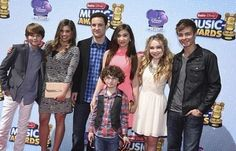 """Girl Meets World"" cast at the RDMAs!"