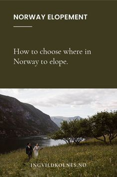 You can elope pretty much anywhere in Norway. Because where do you choose? When I work with a couple Elopement Inspiration, Wedding Photo Inspiration, Elopement Ideas, Northern Lights Forecast, Small Weddings, Barn Weddings, Romantic Weddings, Wedding Advice, Wedding Ideas