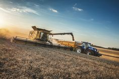 JOSKIN Trans-SPACE with New-Holland