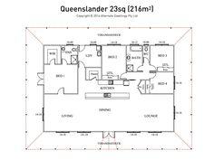 Classic queenslander Home | Queenslander homes | Pinterest ...