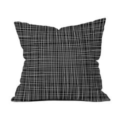 Grid Gone Wrong Pillow