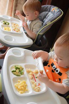 Baby finger food, toddler meal ideas - mommyoutnumbered.com 9