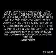 True friends. @Trent Shelton