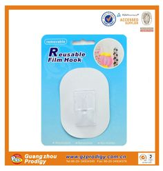 removable reusable silicone sticky hook