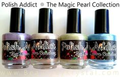 Polish Addict - The Magic Pearl Collection