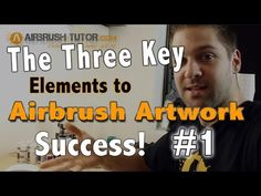 3 Key Features of Great Airbrush Artworks: Shapes Airbrush Designs, Airbrush Art, Air Brush Painting, Painting Tips, Revell Model Kits, Japanese Tattoo Symbols, Traditional Japanese Tattoos, Skull Illustration, Face Painting Designs