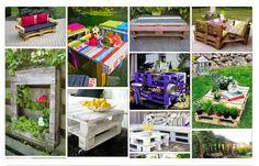 100+ Ιδέες-Κατασκευές από ΠΑΛΕΤΕΣ για ΕΞΩΤΕΡΙΚΟΥΣ ΧΩΡΟΥΣ | ΣΟΥΛΟΥΠΩΣΕ ΤΟ