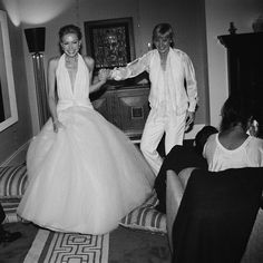 Pin for Later: Ellen DeGeneres and Portia de Rossi Have the Look of Love Down  Portia shared a sweet photo from their wedding on Instagram in June 2015.