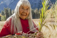 Yosemite Conservancy Outdoor Adventure: American Indian Food Preparation (Oct. 1-2, 2016). Revered cultural icon Julia Parker leads visitors on a journey through American-Indian traditions and history in Yosemite Valley.