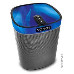 Tiefblau wie die endlosen Weiten des Ozeans. Tauch ein in die Welt der Sonos Skins, maßgeschneidert und exklusiv für dein Sonos Play 1, Sonos Play 3 und Sonos Play 5.  Jetzt auf Tauchgang gehen und Zubehör-Design-Schätze für dein Sonos Produkt finden: http://www.playstyler.de