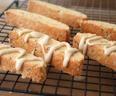 Maple Walnut Biscotti (Low Carb and Gluten-Free) | All Day I Dream About Food