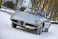 Alfa Romeo Duetto Spider 1300 Junior