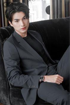 Cute Asian Guys, Cute Guys, Asian Actors, Korean Actors, Asian Men, Asian Boys, Isak & Even, Thailand Elephants, Bright Pictures