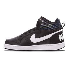 separation shoes e9f96 fd43c Αθλητικό παιδικό παπούτσι Nike Court Borough Mid SE GS - 918340-005